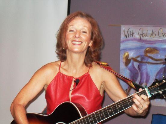 sabine-performing